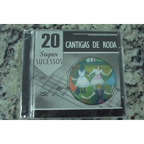 Cd - Cantigas De Roda - Original Lacrado