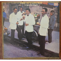 Lp Vinil - The Stylistics - A Special Style - 1986