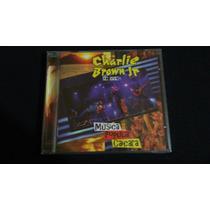 Cd Charlie Brown Jr Música Popular Caiçara Lacrado Fábrica.
