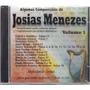 Algumas Composições De Josias Menezes-vol.1-rosto De Cristo