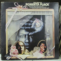 Lp Roberta Flack The Best Of Ótimo Estado