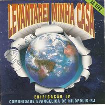 Cd Comunidade Evangélica De Nilópolis Rj Original Usado