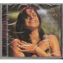 Cd Daniela Mercury - Classica ( Lacrado )
