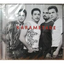 Cd Karametade Fúria De Amor Original