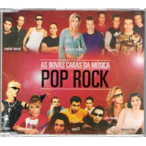 Cd As Novas Caras D Músic Pop Rock-twister/cpm22/marina Lima