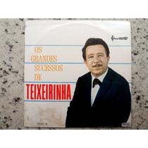 Lp Vinil Teixeirinha - Grandes Sucessos Vol. 2
