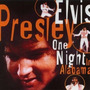 Elvis Presley - One Night In Alabama (cd Original)