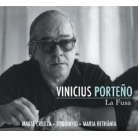 Cd Vinicius Porteno La Fusa 2 Cds 2014 Digipack Bethania, To