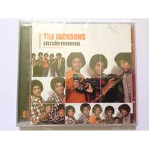Cd The Jacksons Seleção Essencial Grandes Sucessos (lacrado)