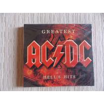 Cd Duplo Ac/dc Greatest Hits Novo Lacrado!!!