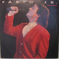 Fábio Jr - Ao Vivo - 1989