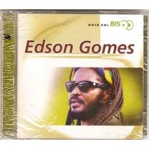 Cd Edson Gomes - Série Bis (duplo E Lacrado)