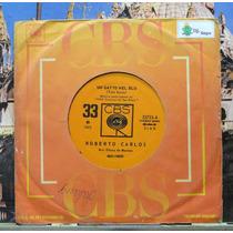 Roberto Carlos Un Gato Nel Blu Detalhes Compacto Cbs1972