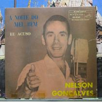 Nelson Gonçalves Noite Do Meu Bem Compacto Rca Victor 45 Rpm