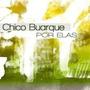 Cd Chico Buarque Por Elas - Maria Gadu, Nara Leao, Alcione