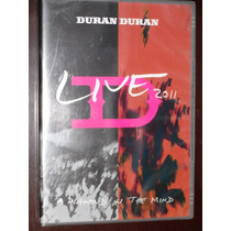 Duran Duran A Diamond In The Mind Live 2011 Lacrado !!!