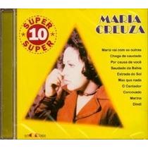Cd Maria Creuza Super 10
