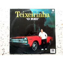 Lp Vinil Teixeirinha - O Rei