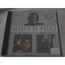 Cd - Benito Di Paula - Benito Di Paula / Um Novo Samba- Raro