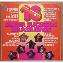 Lp (050) Coletâneas - 16 Super Sucessos Brasileiros
