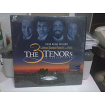 Laserdisc- The Tenors In Concert (1994) Ld