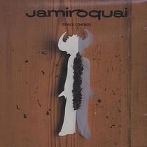 Cd-single-jamiroquai-space Cowboy-6 Versões-em Otimo Estado