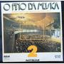 O Fino Da Música Brasileira - Rádio Jovem Pan Lp Vinil 1977