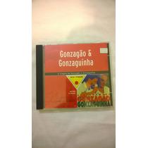 Cd A Viagem De Gonzaguinha E Gonzagão Com Encarte Original