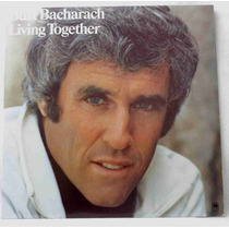 Burt Bacharach Lp Importado Usado Living Together 1973