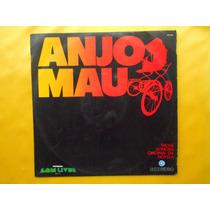 Lp Trilha Sonora Novela Anjo Mau P/1976 - Nacional