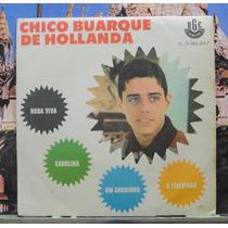 Chico Buarque Roda Viva Carolina Compacto Vinil Rge 1967