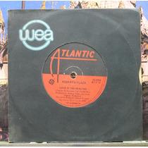 Roberta Flack Love Is The Healing Compacto Atlantic 1978