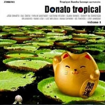 Cd Joao Donato Tropical - Vol.1 -part Clara Nunes, Gal Costa