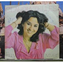 Claudia Telles Eu Voltei Compacto Vinil Cbs 1980 Estéreo