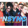 Cd Single Nsync Tearin Up My Heart