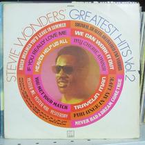 Lp Stevie Wonder Greatest Hits Vol 2 Ótimo Estado