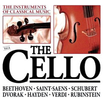 Cd / The Cello - The Instruments Of Classical Music - Import