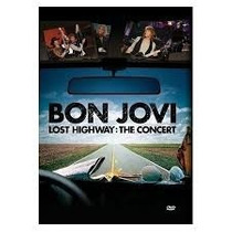 Dvd Bon Jovi - Lost Highway: The Concert ( 6 Bônus )