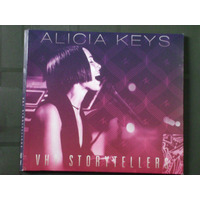 Dvd + Cd - Alicia Keys - Vh1 Storytellers