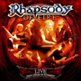 Cd Rhapsody Of Fire Live From Chaos To Eternity [eua] Duplo