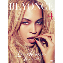 Dvd Beyoncé - Live At Roseland / Elements Of 4 (duplo/novo)