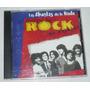 Cd Los Abuelos De La Nada Cd Clasicos Del Rock En Español