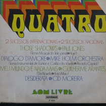 Quatro - Paul Jones-guilherme Arantes - Compacto Vinil Raro
