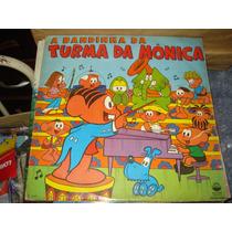 Lp A Bandinha Da Turma Da Mônica - 1971 - Maurício De Sousa