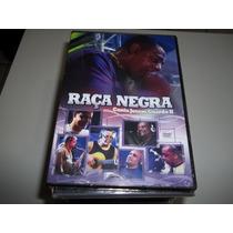 Dvd - Raça Negra Canta Jovem Guarda Ii Ao Vivo Lacrado Novo