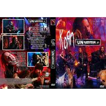 Dvd Korn Unplugged Mtv ( Original E Lacrado)