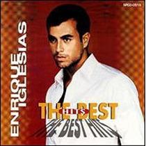 Cd Enrique Iglesias The Best