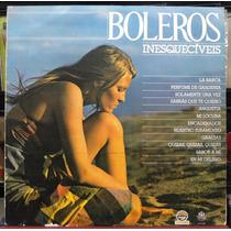 Lp Vinil - Boleros Inesquecíveis - Vol.1 - 1984