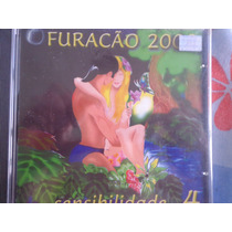 Cd Furacão 2000 Sensibilidade Vol. 4 Estado De Novo