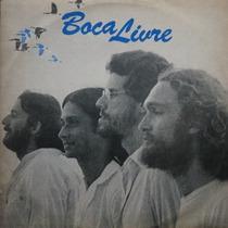 Lp Boca Livre - Vinil Raro